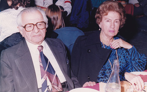Νίκος και Μαρία Γαζή